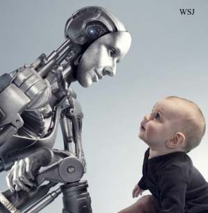 The Ultimate Learning Machines - WSJ